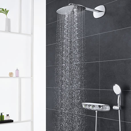 WIN a Rainshower SmartControl shower system from GROHE worth £1580