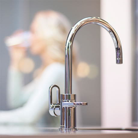 WIN a HotSpot Titanium three-in-one boiling-water hot tap worth £1500